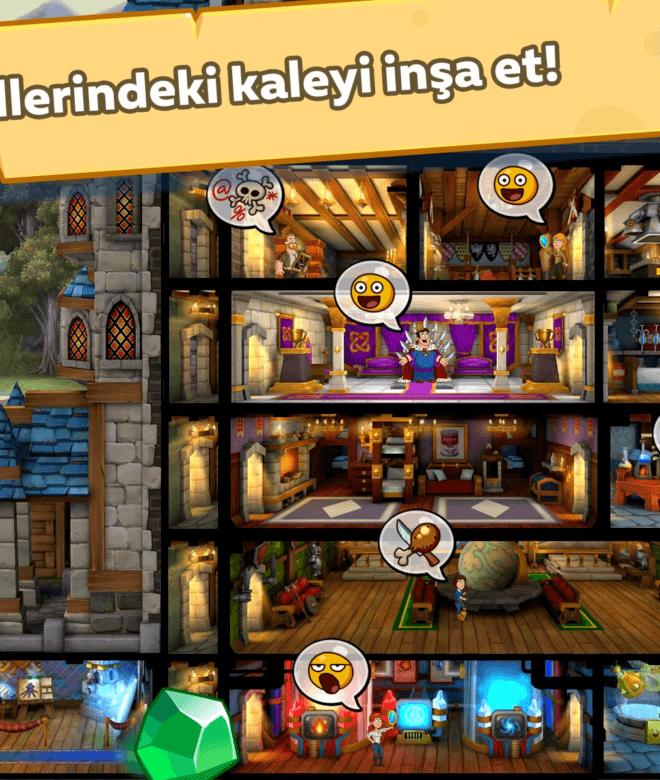 Hustle Castle – Kale ve Klan İndirin ve PC'de Oynayın 4