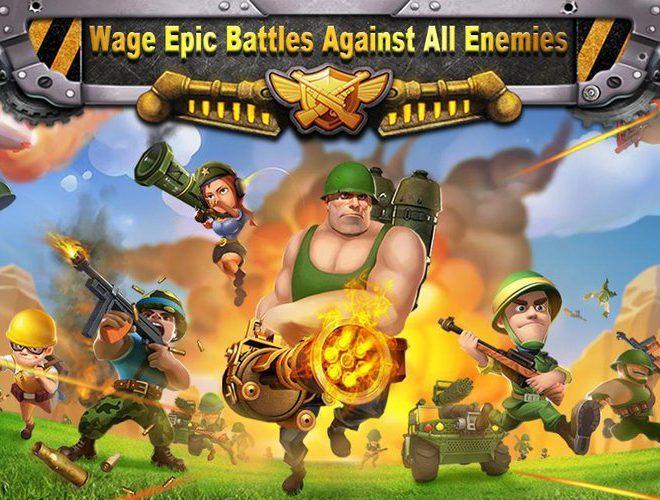 Играй Battle Glory На ПК 2