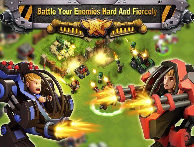 Играй Battle Glory На ПК 7