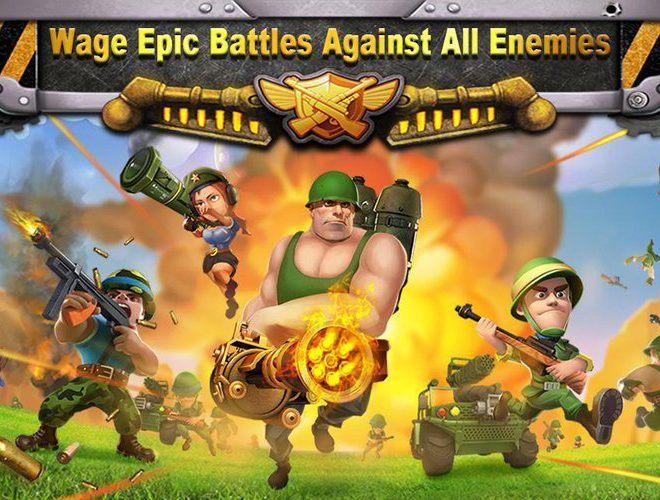 Играй Battle Glory На ПК 10