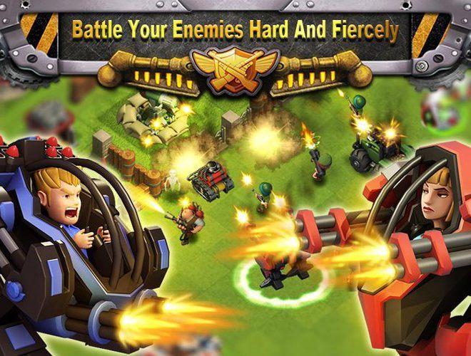 Играй Battle Glory На ПК 3