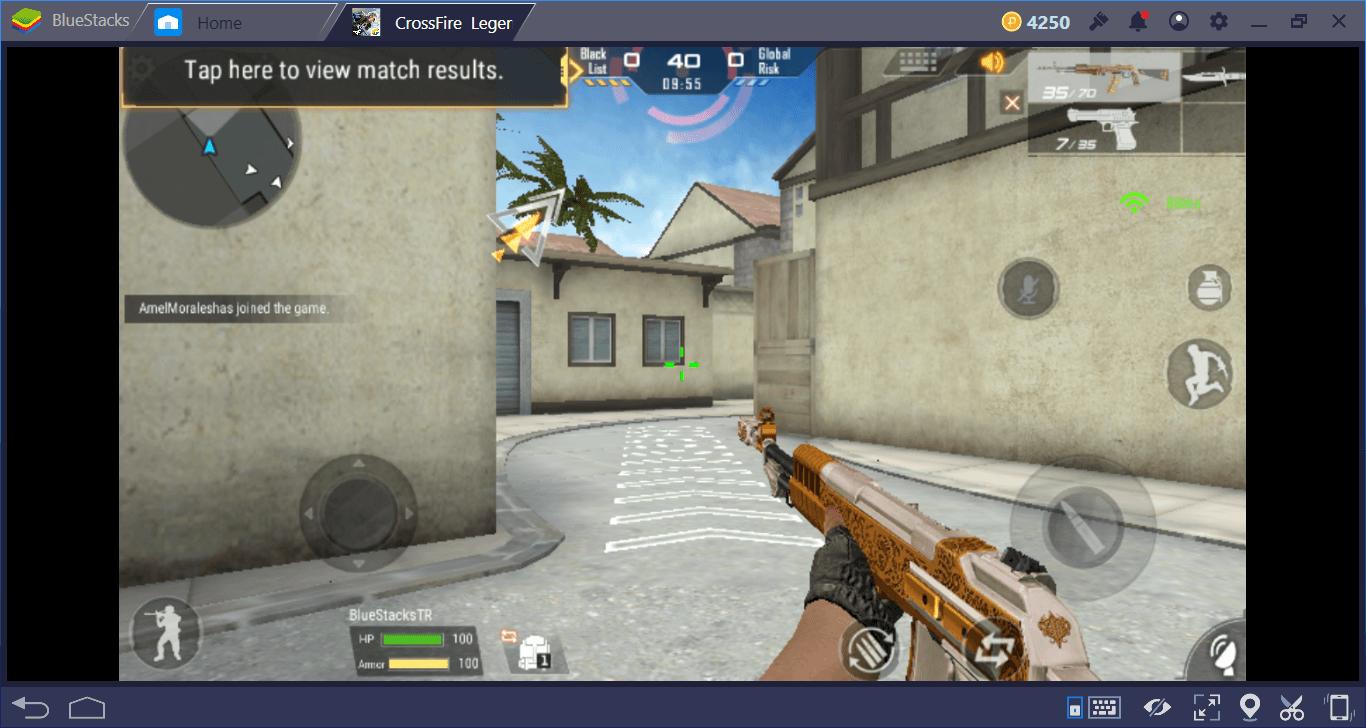 BlueStacks 4 İle FPS Oyunları Oynamanın Avantajları