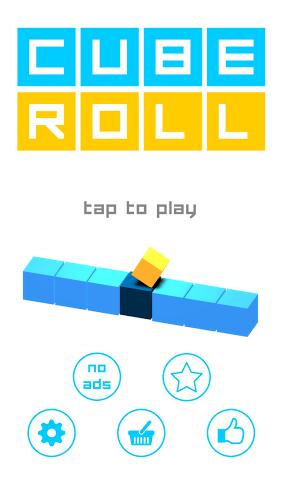 เล่น Cube Roll on PC 3