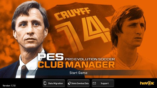 เล่น PES CLUB MANAGER on PC 14
