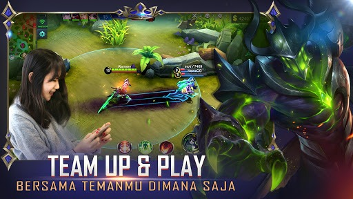 Main Mobile Legends: Bang bang on PC 5