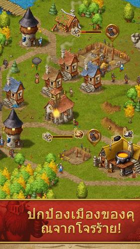 เล่น Townsmen – เกมกลยุทธ์ on PC 7