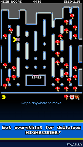 Play PAC-MAN on PC 8