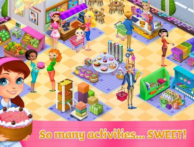 Play Supermarket Girl on pc 18