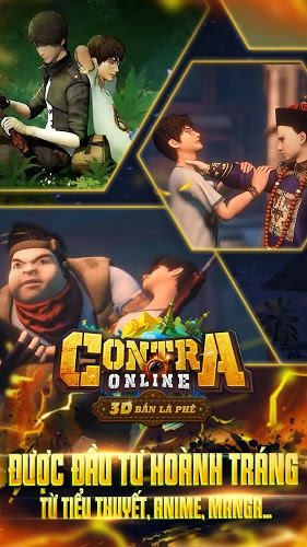 Chơi Contra Online on PC 15