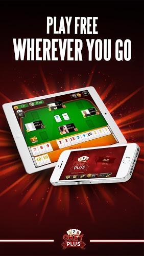 Play Okey Plus on PC 7