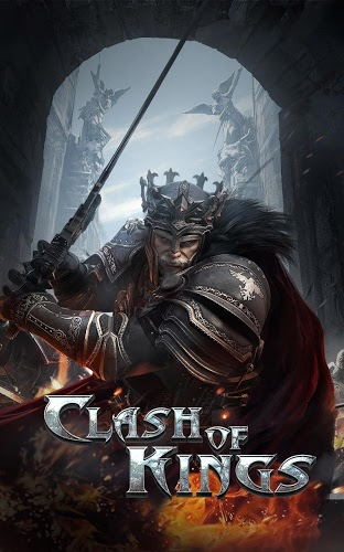 Jogue Clash of Kings on pc 2