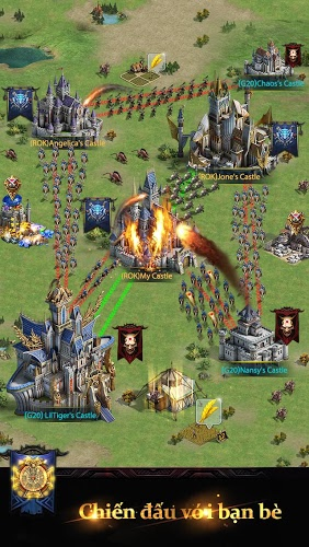 Chơi Rise of the Kings on PC 18