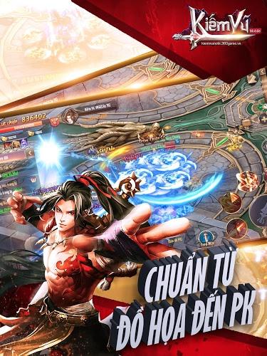 Chơi Kiếm Vũ VNG on PC 3