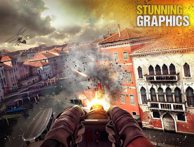 Spustit Modern Combat 5: Blackout on PC 6