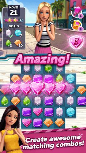 Play Barbie Sparkle Blast on PC 5