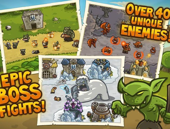 Играй Kingdom Rush На ПК 5