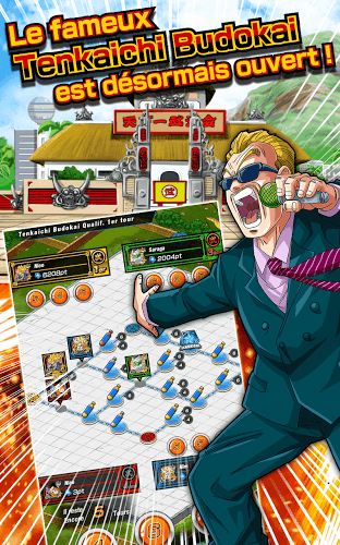 Jouez à  Dragon Ball Z Dokkan Battle sur PC 8