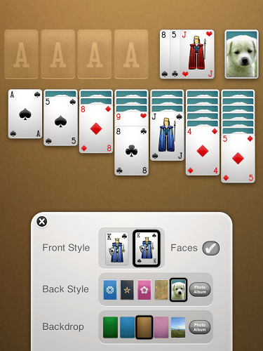 Speel Solitaire on PC 11