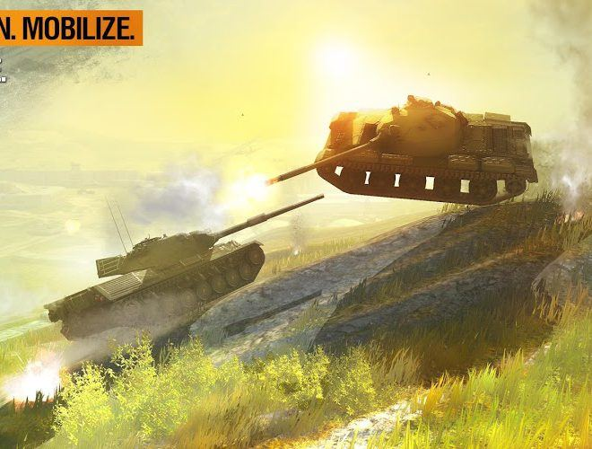 Play World Of Tanks Blitz on PC 14