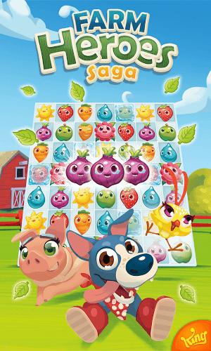 Spielen Farm Heroes for pc 7