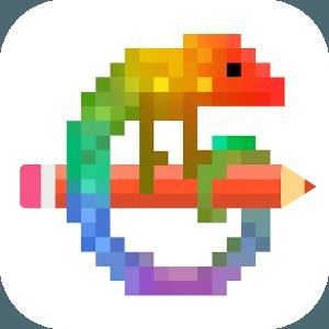 Играй Pixel Art — Раскраска по номерам На ПК 1