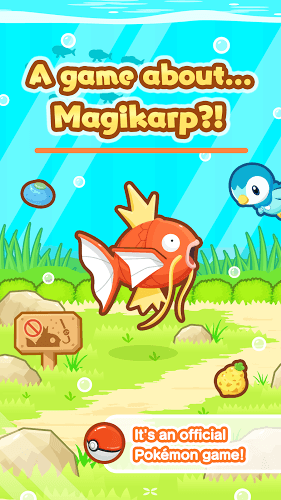 Play Pokémon: Magikarp Jump on PC 2