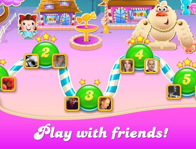 Chơi Candy Crush Soda Saga on PC 12