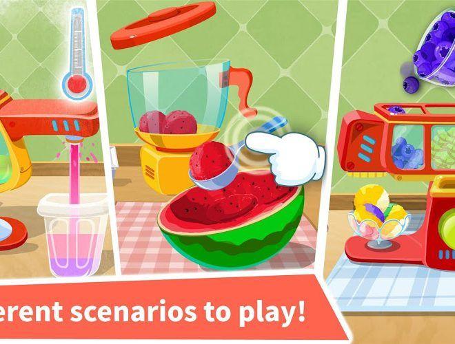 Play Ice Cream & Smoothies on PC 16