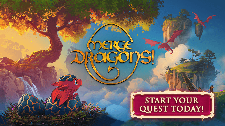 Play Merge Dragons! on PC 7