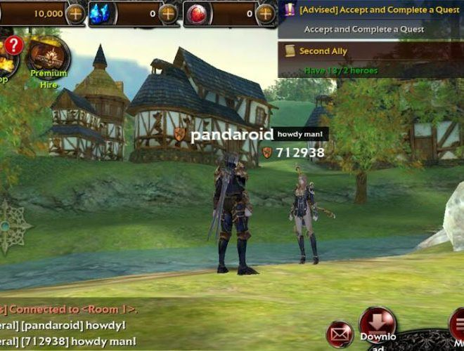 Play Legion of Heroes on pc 7