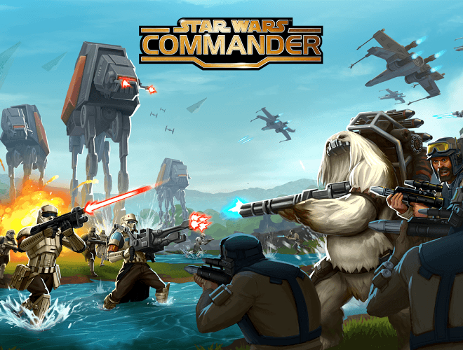 Play Star Wars Commander on PC 3