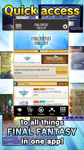 Play Final Fantasy Portal on PC 13