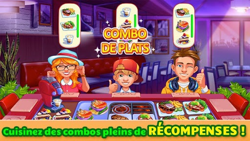 Jouez à  Cooking Craze: A Fast & Fun Restaurant Chef Game sur PC 4