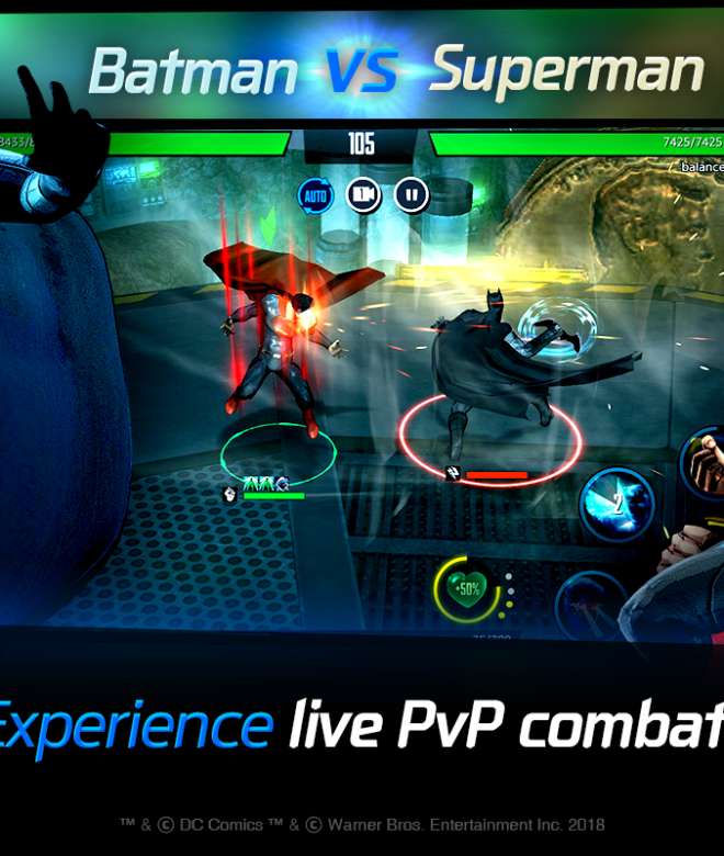 Play DC: UNCHAINED on PC 7