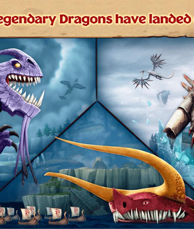 Играй Dragons: Rise of Berk На ПК 19