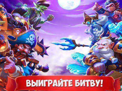 Играй Epic Summoners: Battle Hero Warriors — Action RPG На ПК 5