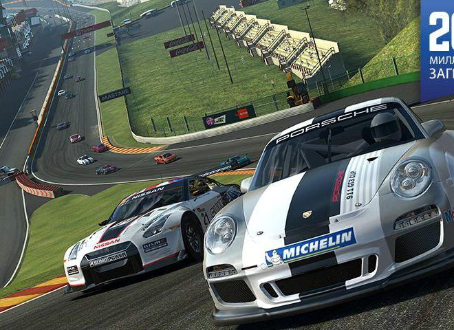 Играй Real Racing 3 on pc 3