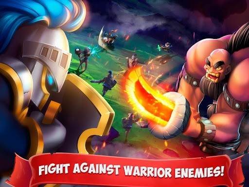 Play Epic Summoners: Battle Hero Warriors – Action RPG on PC 7