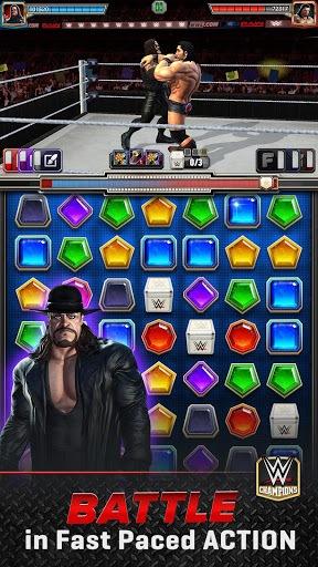 เล่น WWE Champions Free Puzzle RPG on PC 3
