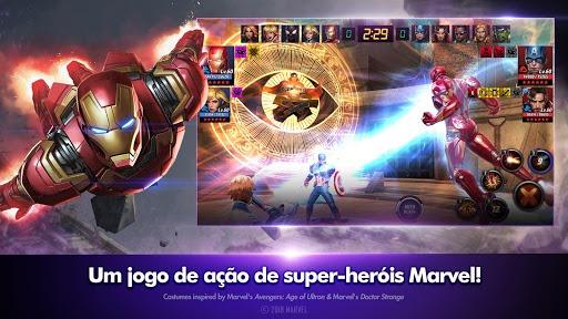 Jogue MARVEL Future Fight para PC 20