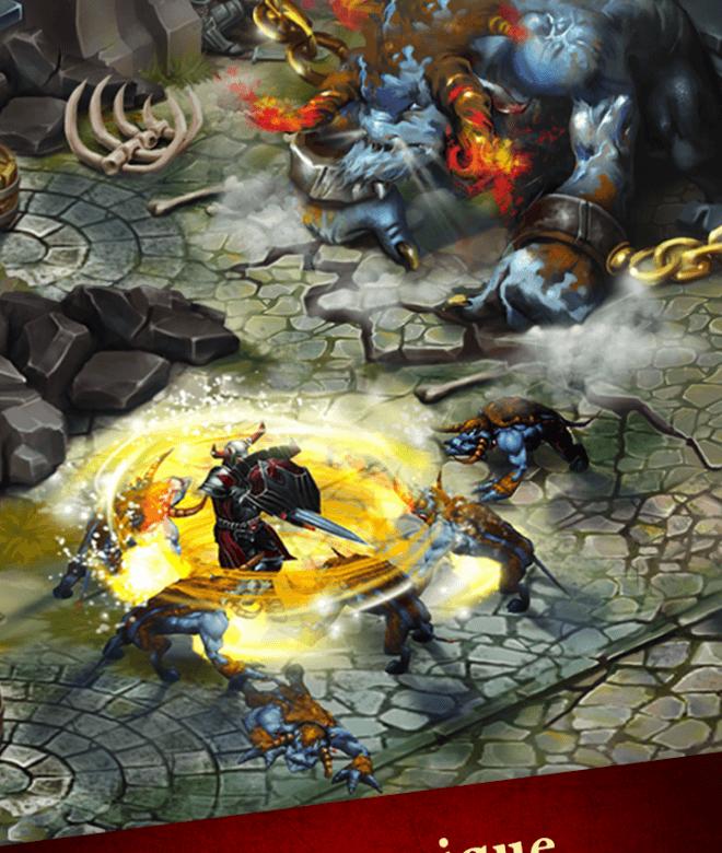 Guild of Heroes İndirin ve PC'de Oynayın 5