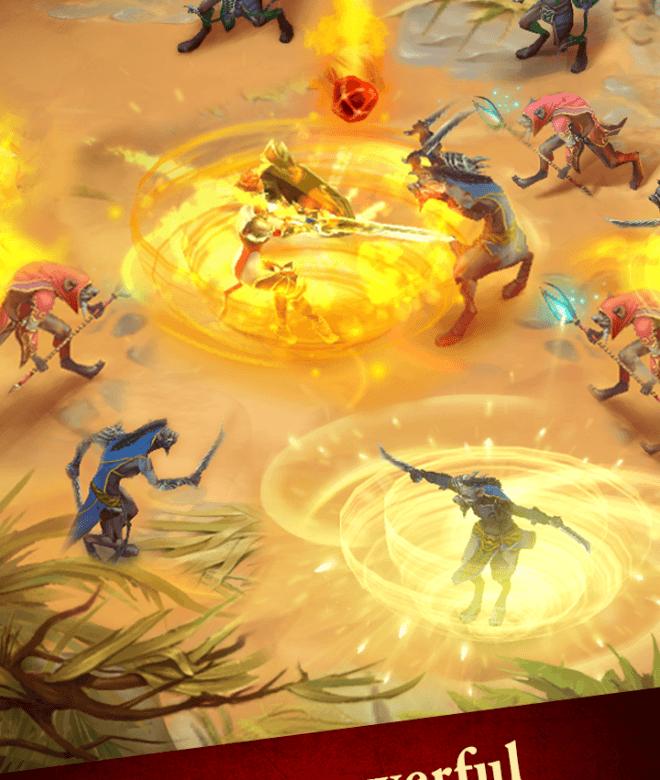 Guild of Heroes İndirin ve PC'de Oynayın 4