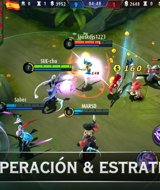 Juega Mobile Legends: Bang bang en PC 10