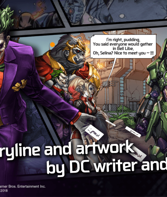 Play DC: UNCHAINED on PC 12