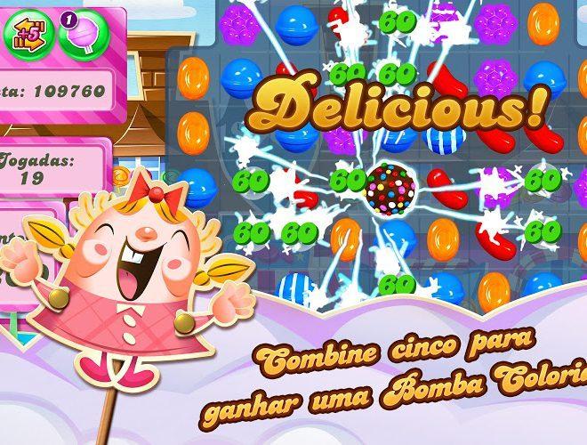 Jogue Candy Crush para PC 9
