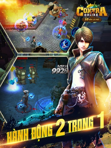 Chơi Contra Online on PC 11