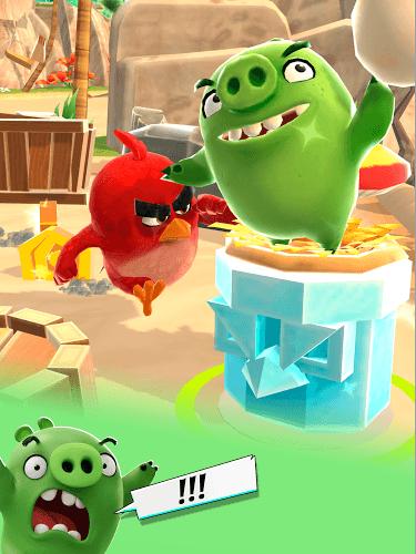 Играй Angry Birds Action На ПК 14