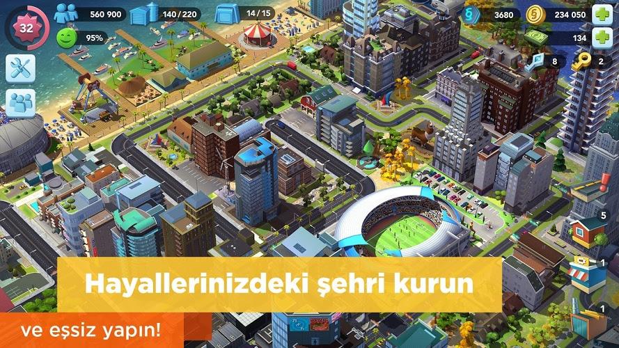 SimCity BuildIt İndirin ve PC'de Oynayın 3