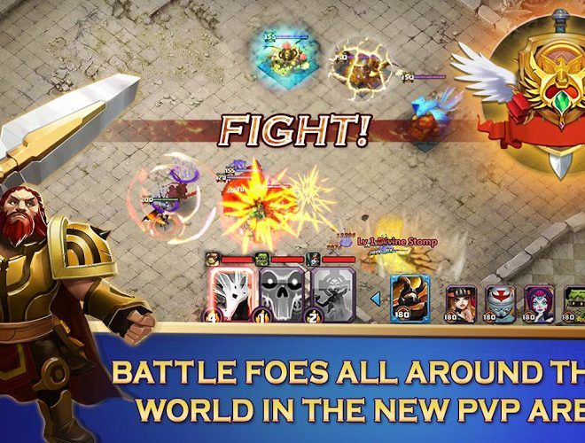 Play Clash of Lords 2 on PC 3