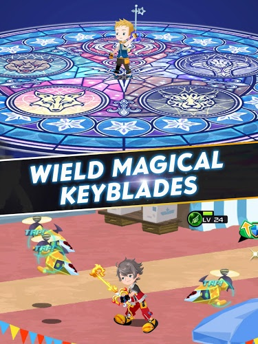 Play Kingdom Hearts Unchained X on PC 23